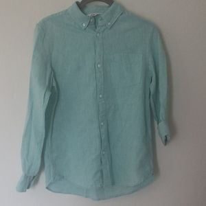 H&M boys button down size 11/12 years